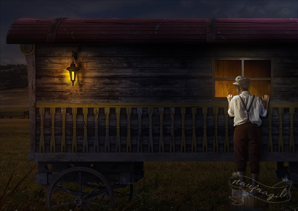 La-narratrice-Il-ricordo-caravan ©Daniele-Tedeschi-Naufragili