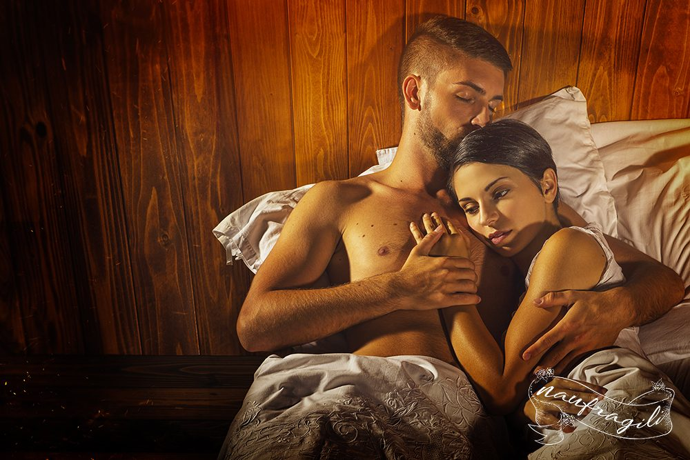 i trapezisti il cuore dietro il tendone ©DanieleTedeschi - Naufragili 01