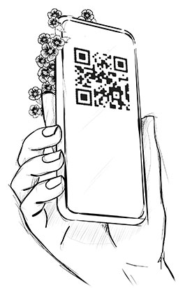 QRcode-scan ©Naufragili